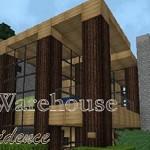 Карта Westin Warehouse — дом из дерева