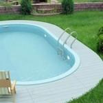 Как сделать бассейн в майнкрафт