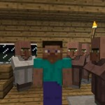 Cкин деревенского жителя для Minecraft
