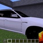 Скачать мод «БМВ х5» для Minecraft 1.5.2 — BMW x5