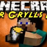 Скачать «Гризли мод» для Minecraft 1.5.2 — Bear Grylls
