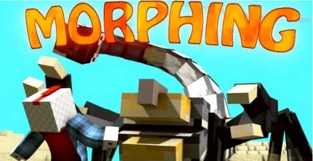 Minecraft mods ichun's morph beta! 1. 6. 2 review and tutorial.