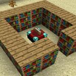 Как в Майнкрафте сделать библиотеку