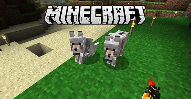 Как сделать собаку в Майнкрафт?