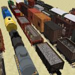 Как сделать вагон в Майнкрафте