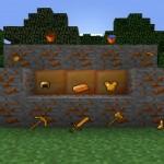 Медная руда майнкрафт