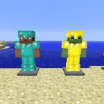 Особенности доспехов в Minecraft