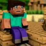 Фильм про майнкрафт: Стив и голод
