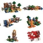 Порадуйте себя Lego Minecraft