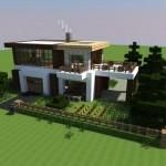 Как создать дом в МанКрайфт
