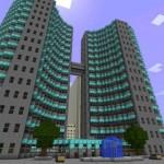 Как сделать город в майнкрафт и портал в нем
