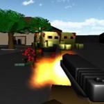 Игра «Зомби Блоки»