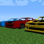 Машины в Майнкрафт