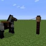 Пародийная игра про лошадь в мире Майнкрафт