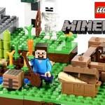 Майнкрафт Лего игра