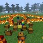 Огниво в мире Майнкрафт