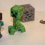 Фигурки Майнкрафт: обзор игрушки Стива, Крипера, Зомби и Эндермана
