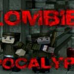 Зомби апокалипсис в мире Майнкрафт