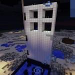 Как в Майнкрафт открыть железную дверь