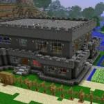Как построить красивый дом в Minecraft?