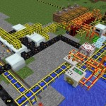 Мод Industrial Craft 2 для Minecraft