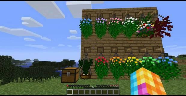 Plant Mega Pack Minecraft-2