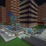 Как сделать город в игре майнкрафт